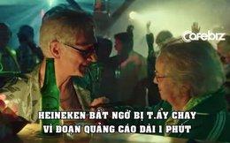 Heineken tự dưng bị tẩy chay vì một đoạn quảng cáo vỏn vẹn 1 phút