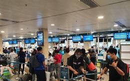 Đường sắt dừng, 1.700 khách bay đường hàng không đi/đến TPHCM cần đáp ứng điều kiện gì?