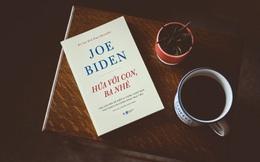 """""""Hứa với con, Ba nhé"""" cuốn sách cảm động của một người Mỹ vĩ đại"""