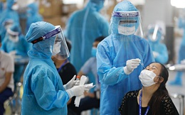 Sáng 12/7: Việt Nam ghi nhận thêm 662 ca COVID-19, tổng số mắc đến nay vượt 30.000 ca