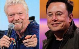 Elon Musk 'hẹn hò' tỷ phú Richard Branson lúc 3h sáng tại phòng bếp