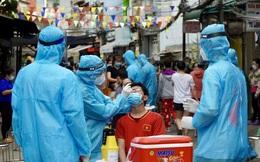 Hà Nội: Thêm 10 ca dương tính với SARS-CoV-2 trong đó 8 người liên quan TP.HCM