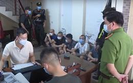 Phá đường dây cho vay nặng lãi hơn 500 tỷ đồng núp bóng doanh nghiệp ở Nghệ An