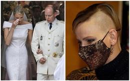 Vương phi Monaco từng cạo nửa đầu chính thức lên tiếng trước tin ly dị chồng đang khiến dư luận xôn xao
