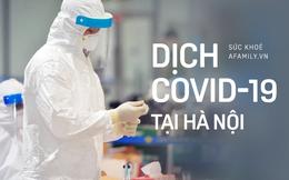 Đã có 64 ca mắc COVID-19 mới, 3 chùm lây nhiễm trong đợt dịch mới tại Hà Nội