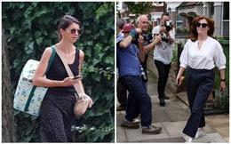 Nữ trợ lý ngoại tình với cựu Bộ trưởng Y tế Anh ngẩng cao đầu xuất hiện và vẫn chưa dứt tình với chồng cũ