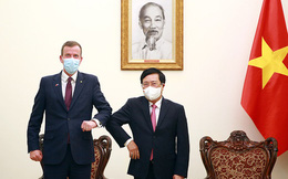 Úc hỗ trợ Việt Nam 1,5 triệu liều vắc-xin AstraZeneca
