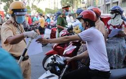 Ngày mai (14/7), người từ các địa phương muốn vào Hà Nội phải xuất trình giấy tờ gì tại chốt kiểm soát?