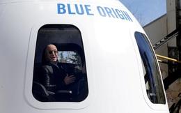 Công ty của Jeff Bezos được phép đưa người 'lên trời'
