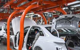 Ngành công nghiệp ô tô Trung Quốc khốn khổ vì thiếu chip