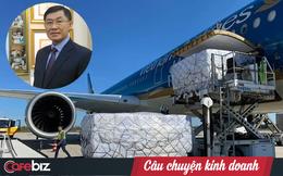 """Trước khi tính lập hãng bay chở hàng, nhiều công ty trong """"hệ sinh thái"""" của Vietnam Airlines đã kiếm lợi lớn từ vận tải hàng và logistics"""