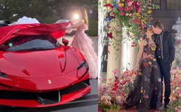Sự giàu có khủng khiếp của nữ tỷ phú người Việt ở căn biệt thự 800 tỷ: Kỷ niệm ngày cưới tặng chồng xế sang 33 tỷ