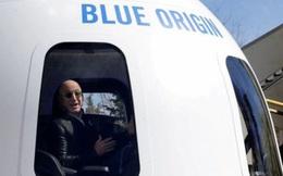Nhận được sự chấp thuận của Cục Hàng không Liên bang, tỷ phú Jeff Bezos sẽ bay tới rìa không gian vào ngày 20 tháng 7