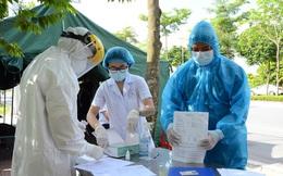 Hà Nội ghi nhận thêm 3 người trong gia đình dương tính SARS-CoV-2, liên quan TP.HCM
