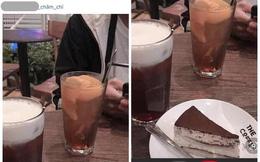 """Netizen tóm sống loạt ảnh """"pha ke"""" của một hot girl tài chính 4.0, từ cốc cà phê đến con Mẹc đều là đi... mượn"""