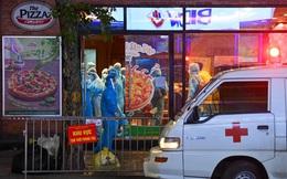 Hà Nội thêm 4 ca dương tính SARS-CoV-2, có đầu bếp kiêm shipper quán pizza quận Hai Bà Trưng
