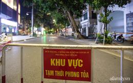 Hà Nội: Phong tỏa nhà hàng pizza trên phố Đoàn Trần Nghiệp do có nhân viên dương tính SARS-CoV-2
