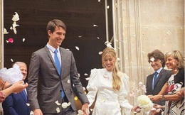 """Con trai tỷ phú giàu thứ 2 thế giới tổ chức đám cưới siêu giản dị vẫn đẹp như cổ tích, danh tính cô dâu """"thanh mai trúc mã"""" như ngôn tình đời thực"""