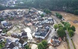 """Đức, Bỉ bàng hoàng vì lũ lụt """"chưa từng thấy"""""""