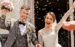 Bùng nổ dịch vụ cưới hỏi tại Mỹ sau đại dịch