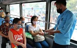 Hà Nội xét nghiệm gấp tất cả tài xế, phụ xe buýt Hà Nội sau chùm ca bệnh liên quan Cty Vận tải