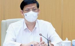 Bộ trưởng Bộ Y tế: Ưu tiên nhân lực, trang thiết bị tốt nhất để điều trị bệnh nhân COVID-19 nặng