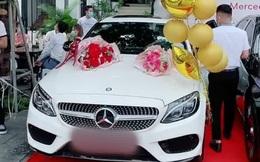 """Nam thanh niên """"20 tuổi ra đời với 2 bàn tay trắng"""" tổ chức lễ nhận xe Mercedes tiền tỷ sau khi gia nhập hội """"tài chính 4.0"""""""