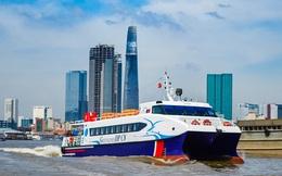 Tàu cao tốc 5 sao chuyển hàng thiết yếu từ miền Tây về Sài Gòn: Mỗi chuyến 5 tàu chở được 125 tấn hàng, ngang với 25 xe tải mà không cần qua trạm kiểm soát!