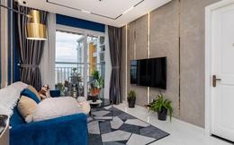 Làm chủ chuỗi villa cao cấp ở Vũng Tàu, đôi vợ chồng vẫn chọn sống bình yên trong căn hộ vỏn vẹn 59m2, cải tạo xong vừa rộng rãi vừa nghệ thuật rất đáng học hỏi