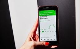 Một app mua bán chứng khoán bị phạt 70 triệu USD