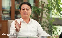 """Chủ tịch HĐQT Vietcombank: Tôi thấy mình """"may mắn' được chọn ở Vietcombank"""