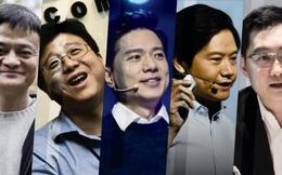 Giới tỷ phú công nghệ Trung Quốc đua nhau làm từ thiện