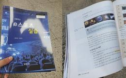 Trường trung học Hàn Quốc chọn Liên Minh Huyền Thoại & PUBG làm môn học, có cả sách giáo khoa ghi mẹo chơi game và cách lên đồ