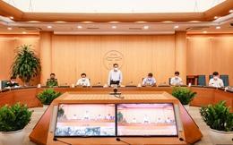 Chủ tịch Hà Nội: Thành phố xác định áp dụng các biện pháp mạnh nhất gần với Chỉ thị 16