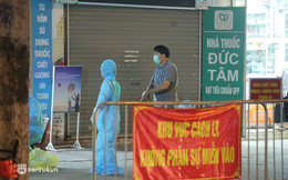 Chủ tịch Hà Nội yêu cầu xem xét, xử lý trách nhiệm Nhà thuốc Đức Tâm vì làm lây lan dịch bệnh