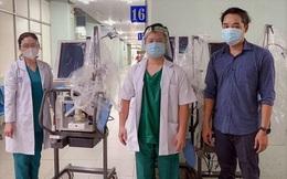 VPBank chi 150 tỷ đồng mua 715 máy thở hỗ trợ các tỉnh, thành phía Nam