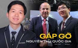 Nam sinh TP.HCM nhận học bổng gần 8 tỷ của ĐH New York, là đại biểu Liên Hợp Quốc: Tiết lộ cuộc nói chuyện với ông Ban Ki-moon