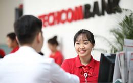 Thu nhập nhân viên Techcombank tăng 20% lên 44,5 triệu đồng/tháng, cao nhất trong số các ngân hàng Việt Nam