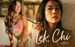 """Lek Chi """"ái nữ duy nhất của cố diễn viên Hồng Sơn"""": Cái ngông thời con gái và chất nghệ đàn bà đằng sau 1 nữ doanh nhân"""