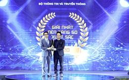 """Giải thưởng """"Make in Viet Nam"""" năm 2021: Chỉ còn 2 tháng để hoàn thiện, nộp hồ sơ trực tuyến"""