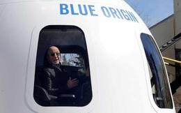 Bất ngờ: Tỷ phú Jeff Bezos chưa thực sự bay lên rìa vũ trụ, mới chỉ dừng ở khoảng không chẳng ai thèm quan tâm?