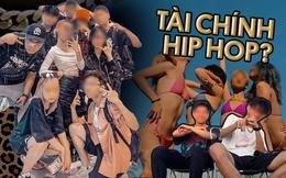 """Đại tỷ bá đạo của nhóm Hip Hop GenZ đình đám và những party rất """"Tây"""" cho thành viên nạp 100USD tài khoản VIP"""