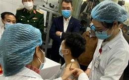 Xem xét đề xuất cấp phép khẩn cấp vaccine Covid-19 Made-in-Vietnam