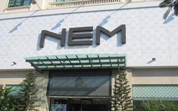 """""""Ế ẩm"""" khoản nợ được được thế chấp bằng cổ phần Thời trang NEM, ngân hàng """"sale off"""" 50%"""