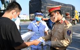 Hà Nội phát hiện 25 trường hợp nghi nhiễm tại 22 chốt kiểm soát Covid-19 ra vào thành phố