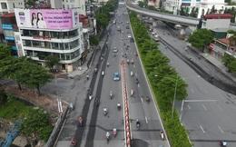 Hà Nội ngày đầu giãn cách: Nhân viên một siêu thị đi chợ hộ người dân