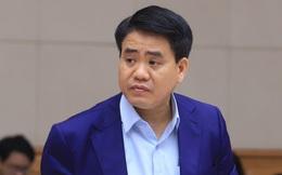 Bí ẩn bản hợp đồng giữa công ty của vợ ông Nguyễn Đức Chung với Công ty Nhật Cường