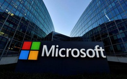 Microsoft phá kỷ lục doanh thu nhờ 'những đám mây'