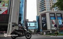 NÓNG: Đang phong toả Vincom Bà Triệu, truy vết khẩn cấp liên quan bảo vệ nghi nhiễm Covid-19