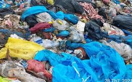Nóng: Đà Nẵng phát hiện vụ trộn rác thải phòng chống Covid-19 vào rác thải sinh hoạt